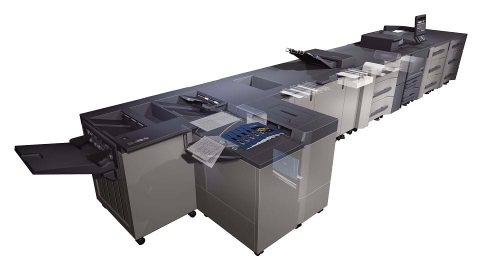 AccurioPress 6120